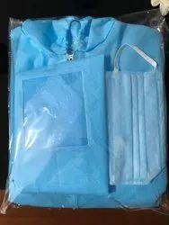 PPE Kit, Personal Protective Equipment - Corona Virus