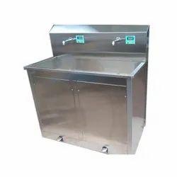 Automatic Scrub Sink