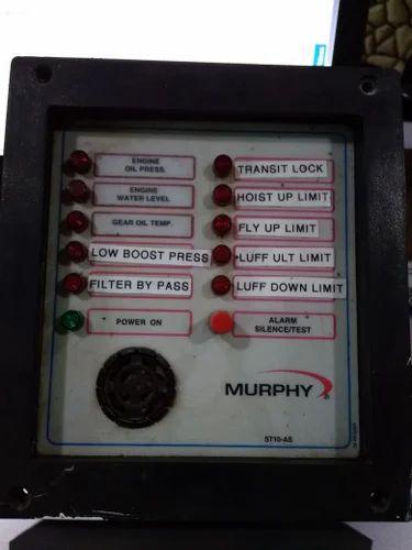 MURPHY ST10AS-F (25700009) SELECTRONIC TATTLETALE (10 POINTS, FLANGE