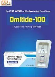 Octreotide 100 MCG