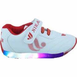 Kids Designer Light Shoes
