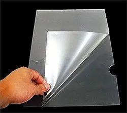 LM Plastic Folder A/4 Size