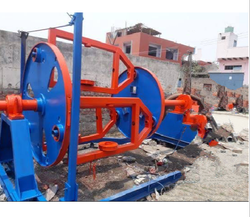 Core Laying UP Machine For Aerial Bunched Cable