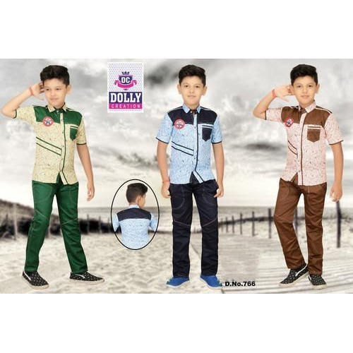 e5db91da Cotton Kids Casual Wear Baba Suit, Rs 250 /set, Mehta Enterprise ...