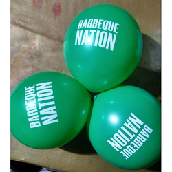 Barbeque Nation Advertising Printed Balloon
