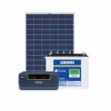 1 300w Luminous Solar Combo, For Home, Capacity: 850va