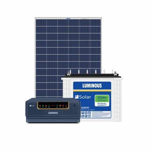 Luminous Solar Combo