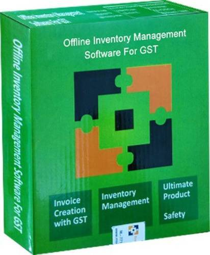 Rrootofly Offline GST Billing Accounting Software At Rs - Offline invoice software