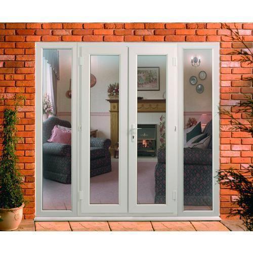 Aluminum Glass Door & Aluminum Glass Door at Rs 500 /square feet | Aluminium Door ...