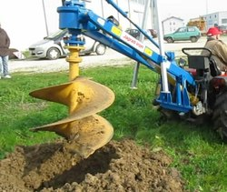 Agriculture Post hole digger
