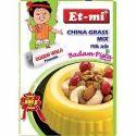Badam Pista Instant China Grass Mix Milk Jelly