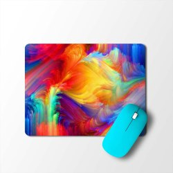 Ergonomic Mouse Pad with Wrist Support Soft EVA Mouse Mat for Laptop Desktop JK