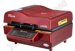 Heat Press 3D Sublimation Machine, Capacity: 300*420*110mm