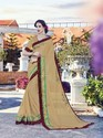 Moss Chiffon Exclusive Saree