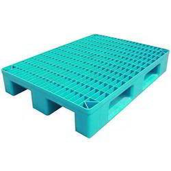 Green Plastic Pallet