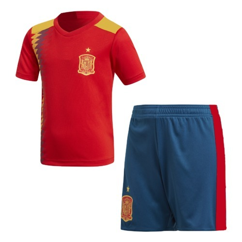 a866a3991f0 Roots4creation Red Spain Football World Cup Jersey Set 2018, Rs 699 ...