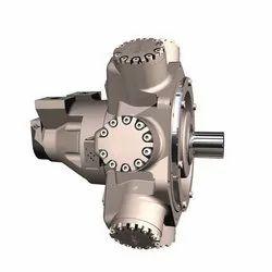 Dual Displacement  Radial Piston Motor