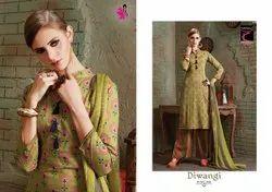 Khushika Printed Ladies Suit