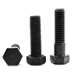 Carbon Steel Heavy Hex Bolts, Size: 1 1/2-6 X 7 1/2 inch