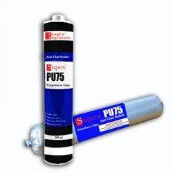 Anagha Black Automotive Windscreen PU Sealant, sausage