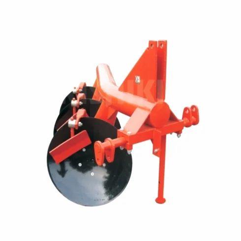 Mounted Disc Plough Heavy Duty