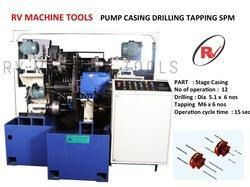Pump Casing Drilling Tapping SPM