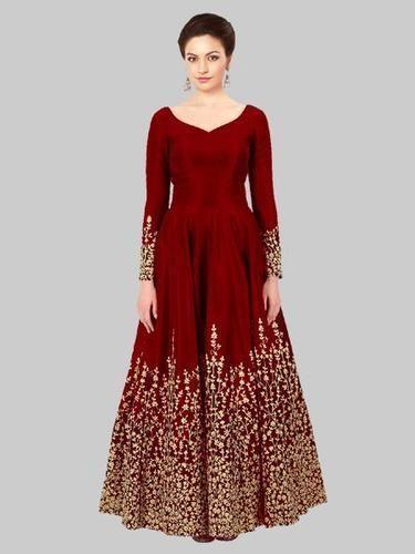 11a6ec84646b Designer Anarkali Suit and Party Wear Anarkali Suit Manufacturer ...