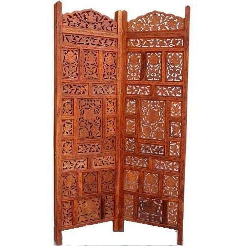 Wooden Partition wooden partition at rs 550 /square feet | wood partition | id