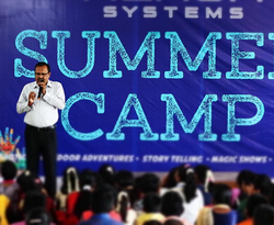 Corporate Summer Camp Service