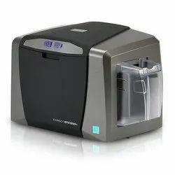 HID Fargo DTC1250E Card Printer