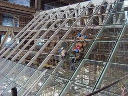 钢基础设施的制造和安装