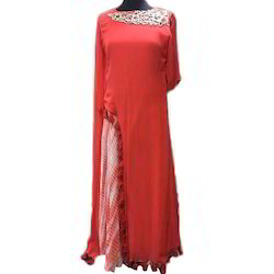 L Party wear Ladies Stylish Gown