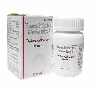 Vonavir, 30 Tabs In A Bottle, Rs 2700 /bottle Million Health  Pharmaceuticals | ID: 19892262873