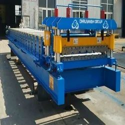 Galvanized Roof Sheet Making Machine