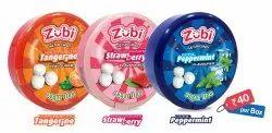ZUBI MINTS - Sugar Free