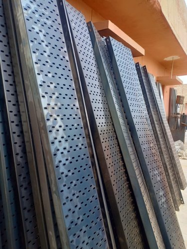 Mild Steel Galvanized Cable Tray