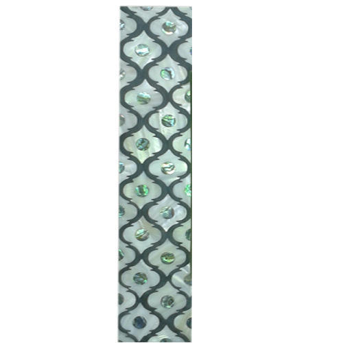 Ceramic Mother Of Pearl Molding Tile
