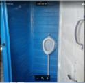 Urinal Toilet Cabin
