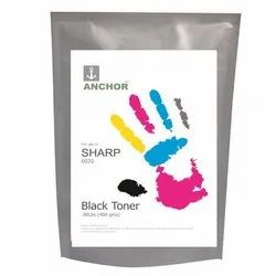 Anchor Sharp 6020 400g Black Single Toner