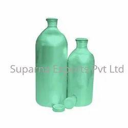 250 ml Aluminum Bottle with Screw Plug