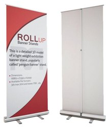 PVC Roll Up Standee