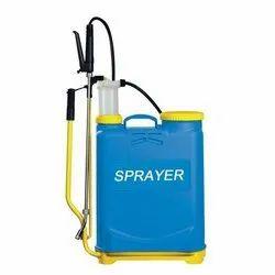 Kisan Manual Knapsack Sprayer, Capacity: 16 liters, Model Name/Number: Perfect