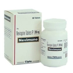 200 Mg Nevirapine Tablets IP