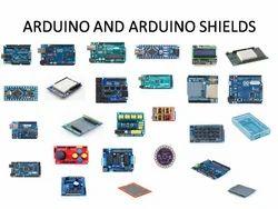 ARDUINO AND ARDUINO SHIELDS
