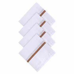 Cotton Handkerchief for Men