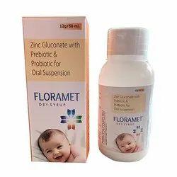 Zinc Gluconate With Prebiotic and Probiotic for Oral Suspension