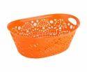 Plastic Fancy Basket - Big