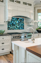 Agate Kitchen Backsplash