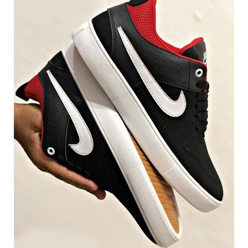 nike leather shoes mens