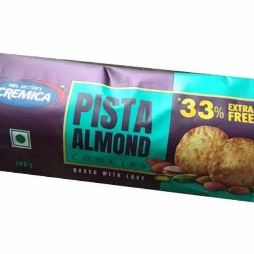 Pista Almond Biscuit